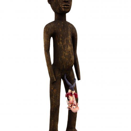 Evolution - Mossi Nakomse Statue, Harumi Kouno