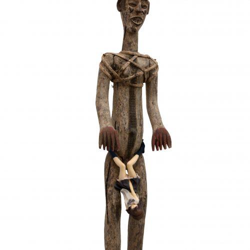 Evolution - Igbo Alussi Statue, Tojima Touko