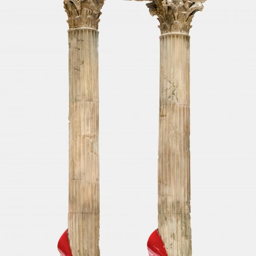 Eternity (Greek Columns, Heels)