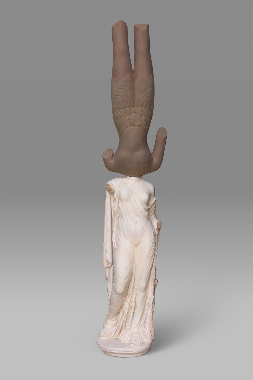 Eternity – Male Figure, Statue of Venus Genetrix